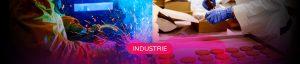 Bannière Générale industrie