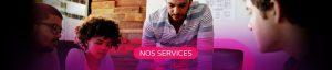 Bannière nos services